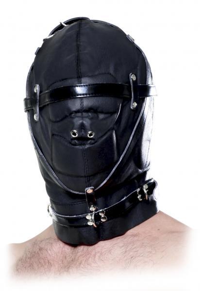 Full Contact Hood Black O/S