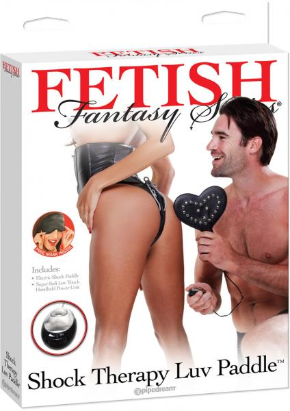 Fetish Fantasy Shock Therapy Luv Paddle