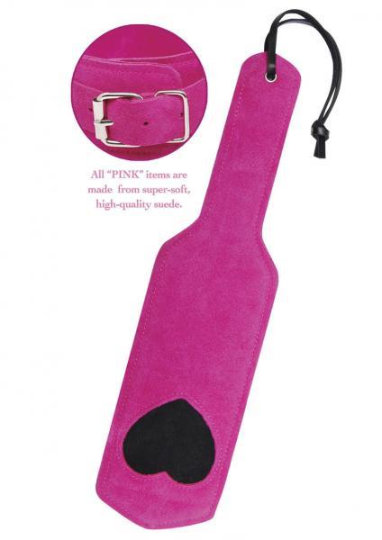 Fetish Fantasy Pink Luv Paddle Pink