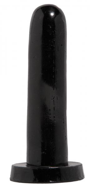 Basix Rubber Works Smoothy Black Probe