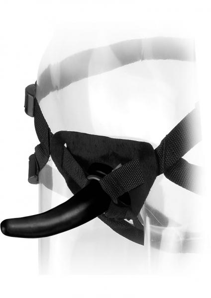 Fetish Fantasy Limited Edition The Pegger Strap On Black