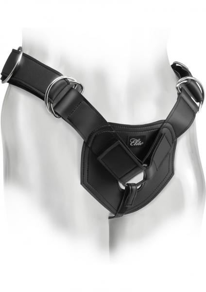 Fetish Fantasy Elite Universal Heavy Duty Harness Black