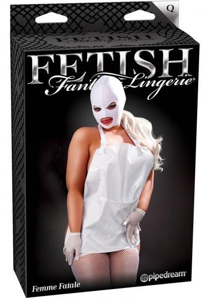 Fetish Fantasy Lingerie Femme Fatale Queen