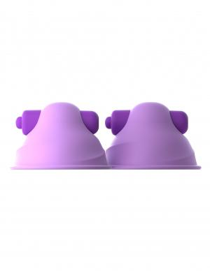 Fantasy For Her Vibrating Nipple Suck-Hers Purple
