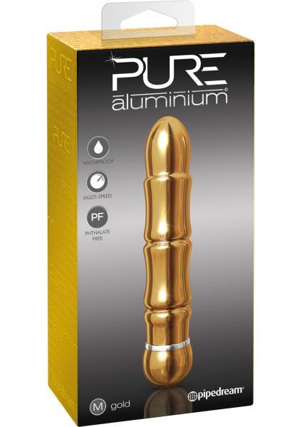 Pure Aluminum Medium Gold Vibrator