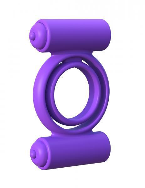 Fantasy C-Ringz Double Delight Purple