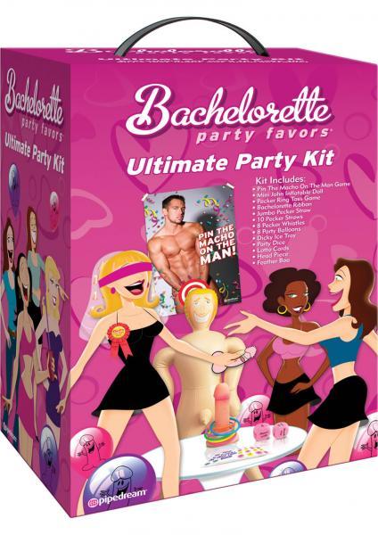 Bachelorette Party Favors Ultimate Party Kit