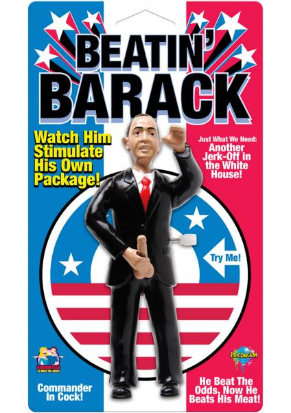 Beatin Barack Wind Up