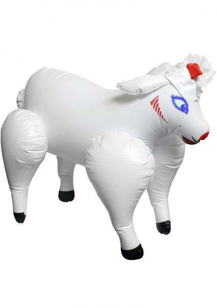 Lovin Lamb Inflatable Party Sheep