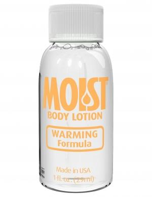 Moist Heat Warming Body Lotion 1oz