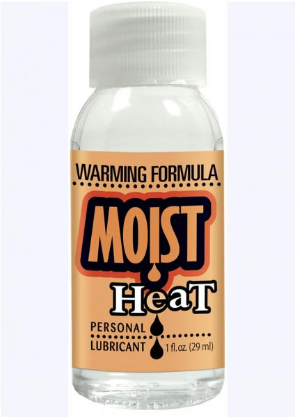 Moist Heat Warming Body Lotion 1oz