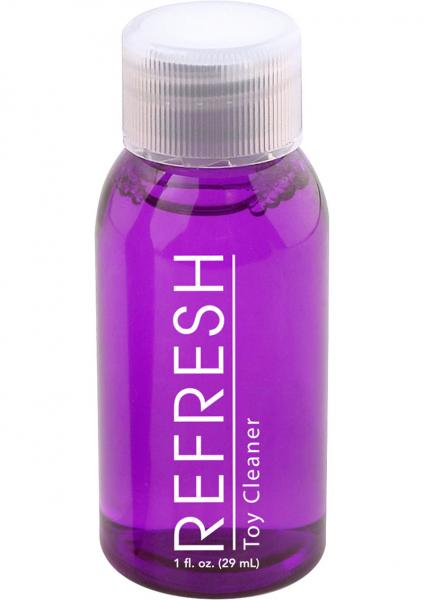 Refresh Toy Cleaner 48 Each 1oz Bottles Fishbowl