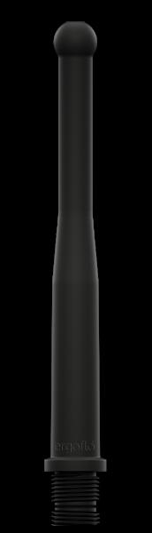 Ergoflo 8 inches Silicone Flex Tip Black