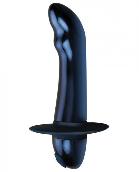 Quest Prostate 7X Bullet Vibrator Blue
