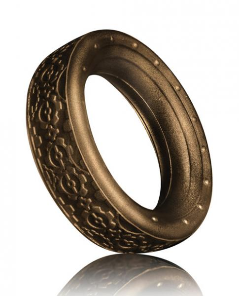 Dr Rocco's The Coxs Cog Metallic Cock Ring