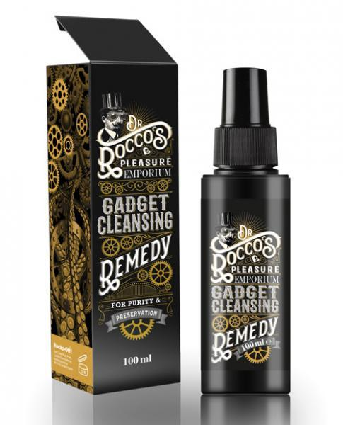 Dr Rocco's Gadget Cleansing Remedy 3.38oz