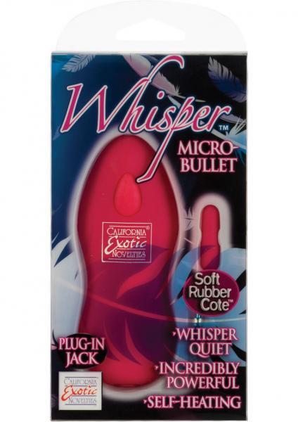 Whisper Micro Bullet Pink