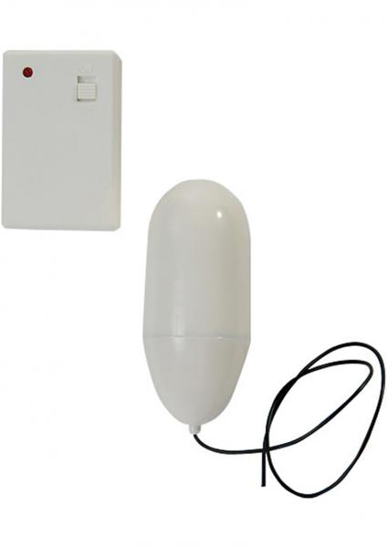 Remote Control Egg White