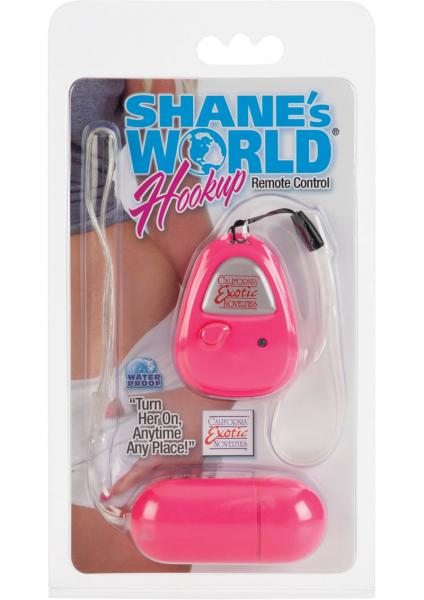 Shane's World Hookup Remote Control Pink