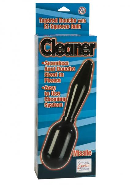 Cleaner anal Douche Missile