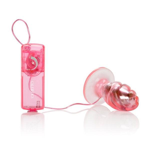 Tush Trainer Intermediate Pink Butt Plug