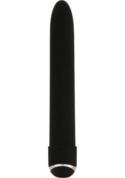Classic Chic 7 Function 6 Inches Black Vibrator