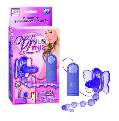 VENUS PENIS 7 FUNCTION - PURPLE