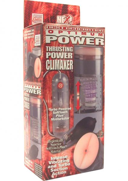 NEXT GENERATION OPTIMUM POWER THRUSTING POWERFUL CLIMAXER SOFT TOUCH SILVER
