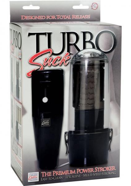 Turbo Suck Premium Multi Speed Power Stroker