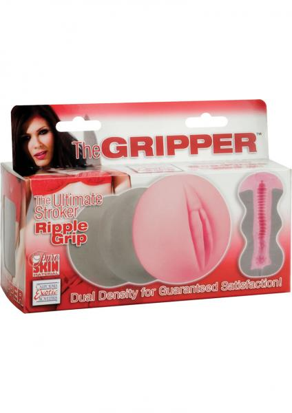 The Gripper Ripple Grip Stroker