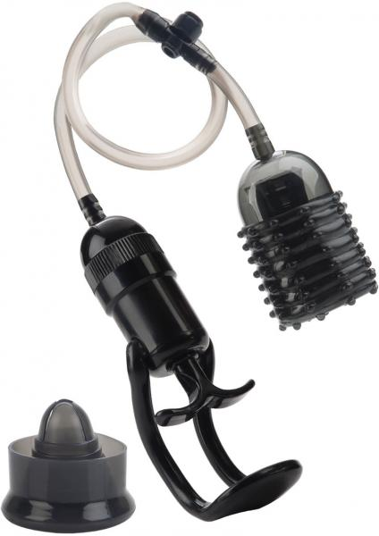 Adonis Head Exciter Penis Pump Black