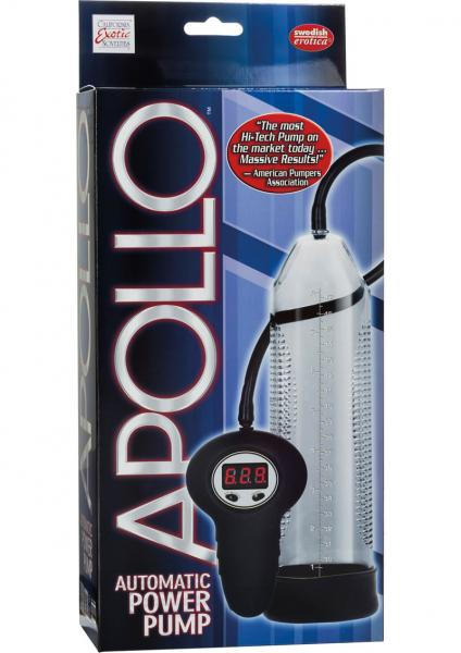 Apollo Automatic Power Pump Remote Control - Clear