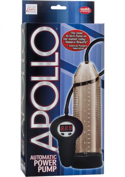 Apollo Automatic Power Pump - Smoke