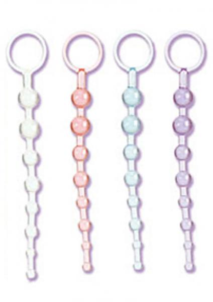 Shanes 101 Intro Anal Beads 7.5 Inch  Pink