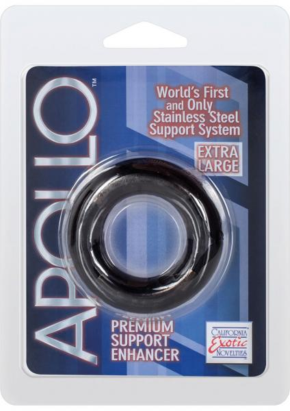 "Apollo Premium Enhancers XL - 2.25"" Ring - Smoke"