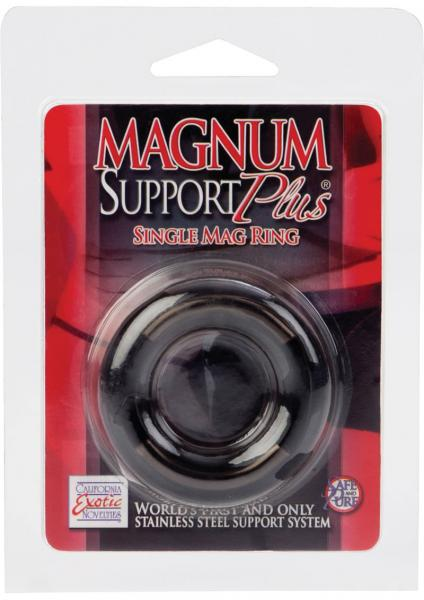 Magnum Support Plus Single Mag Cock Ring Smoke