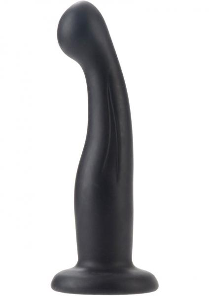Silicone Love Rider G Kiss Black