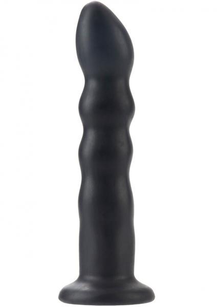 Silicone Thruster  Probe - Black