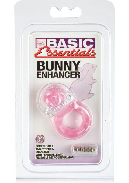 Basic Essentials Bunny Enhancer - Pink