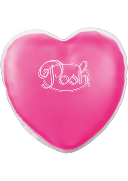 Warm Heart Massager Gel Pack Pink