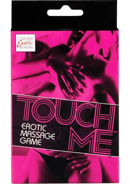 Touch Me Erotic Massage Game