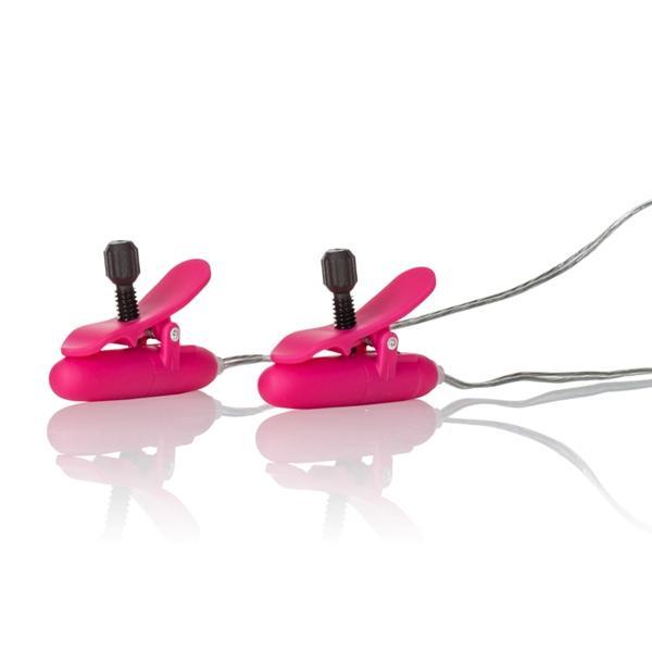 Nipple Play Vibe Heat Nipple Teaser Pink