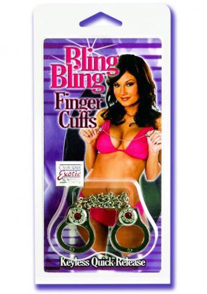Bling Bling Finger Cuffs