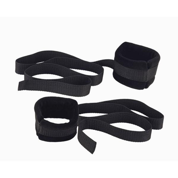 Plushy Gear Bed Straps Black
