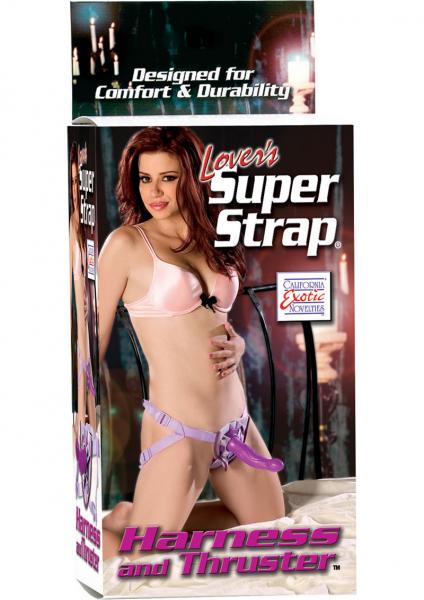 Lovers Strap Harness & Thruster