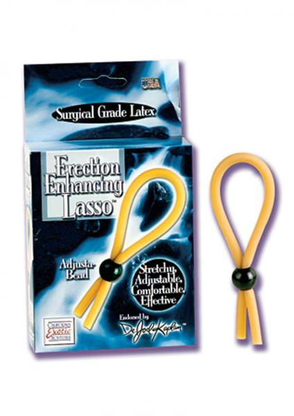 DR JOEL KAPLAN ERECTION ENHANCING LASSO WITH ADJUSTABLE BEAD FLESH