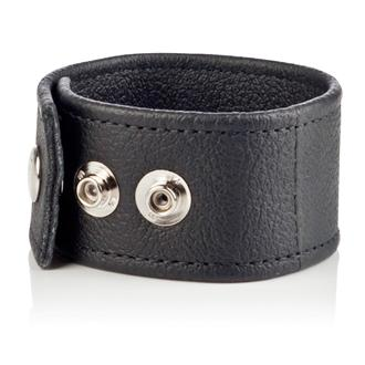 Double Wide Leather Strap