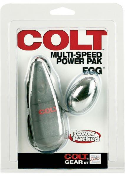 COLT MULTI SPEED POWER PACK EGG SILVER