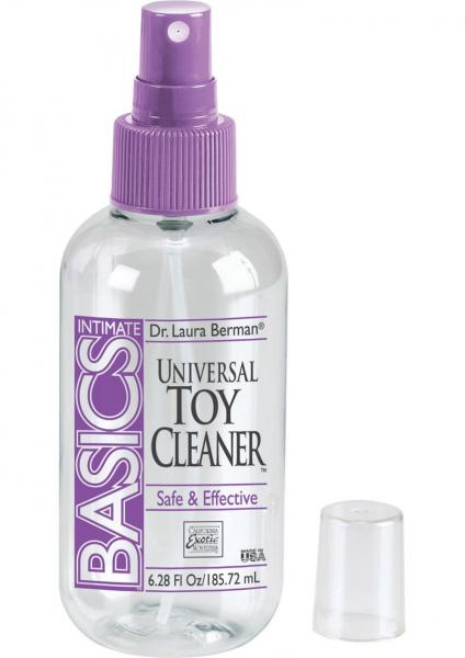 Berman Center Intimate Antibacterial Toy Cleaner 6.28oz Spray