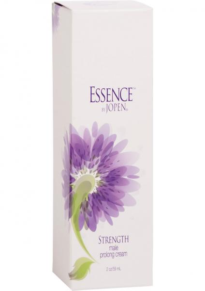 Essence Strength Male Prolong Cream 2oz
